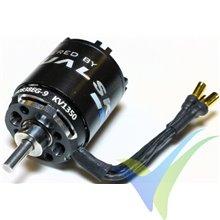 Motor brushless Dualsky XM2838EG-9, 90g, 360W, 1350Kv