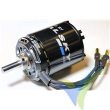 Motor brushless Dualsky XM3548EA-14 V3, 177g, 840W, 530Kv