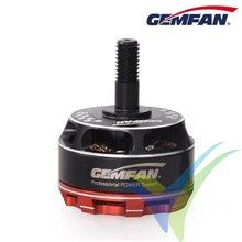 Motor brushless GEMFAN MRT2205-1, 2700Kv, 30g, para multirrotor