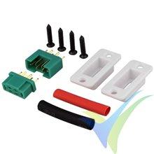Soporte de montaje para conector Multiplex (MPX)