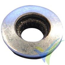 Arandela acero inoxidable antivibración M5, 20 uds