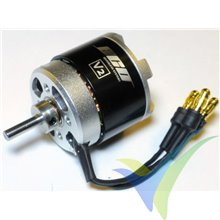 Dualsky Eco 2312C V2 brushless motor, 58g, 304W, 840Kv