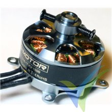 Motor brushless T-motor AT2206-17, 25g, 120W, 1500Kv