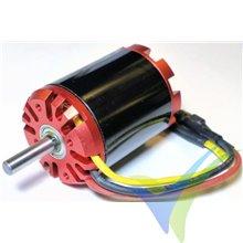 Motor brushless EMP N3548/05, 171g, 840W, 900Kv