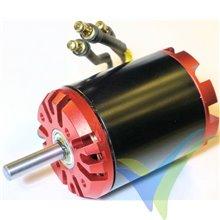 Motor brushless EMP N3548/06, 171g, 850W, 790Kv