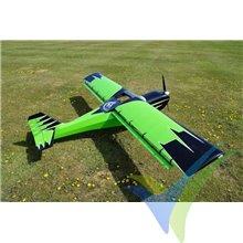 Kit reducido de construcción (short kit) avión Kitfox 1/4, 2440mm, 6 a 8Kg