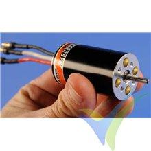 Motor brushless inrunner XPower XB2825/6 Racer Special, 134g, 630W, 3400Kv