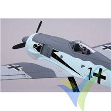 Combo avión Nicesky Focke-Wulf FW 190 PNP, 680mm, 260g