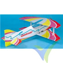 Kit avión indoor Quasar, 880mm, 260g