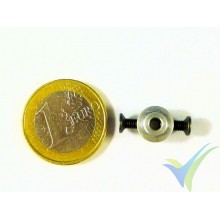 Salva hélices GEMFAN para eje de 3.17mm