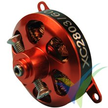 Motor brushless XPower XC2803/60 F3P Nicolas Pietu, 15.9g, 59W, 1450Kv