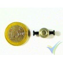 Salva hélices GEMFAN para eje de 4mm