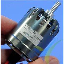 Motor brushless Xpower F3820/10, 153g, 705W, 1050Kv