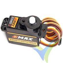 Servo digital EMAX ES08D II, 8.6g, 2Kg.cm, 0.12s/60º, 4.8V-6V