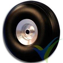 Rueda Topmodel 95x34mm ECOTOP con llanta aluminio, 60.4g, 2 uds