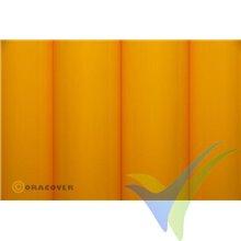 Oracover yellow Cub 1m x 60cm
