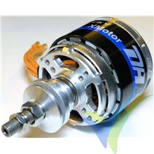 Motor brushless Dualsky XM6355DA-13 V3 F3A, 590g, 3430W, 200Kv