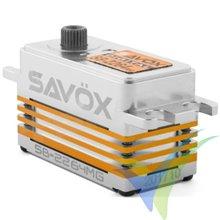 Servo digital Savox SB-2264MG HV, 57g, 15Kg.cm, 0.085s/60º, 6V-7.4V