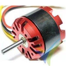 Motor brushless EMP N3530/08, 90g, 500W, 1700Kv