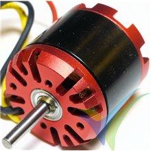 Motor brushless EMP N3536/05, 115g, 575W, 1500Kv