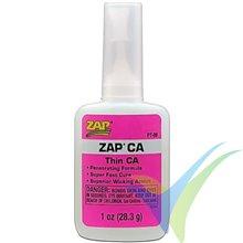 Adhesivo cianoacrilato fluido ZAP PT-08, 28.3g
