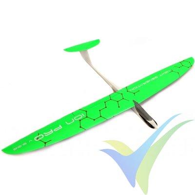 Kit motovelero hotliner Ion PRO NG Green, 2020mm, 1500g