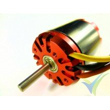 EMP N3542/06 brushless motor, 142g, 605W, 1000 Kv