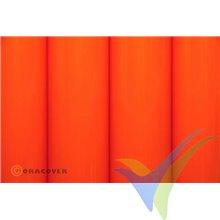 Oracover 21-060 naranja 1m x 60cm