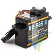 Servo digital EMAX ES9251 II, 3.6g, 0.3Kg.cm, 0.07s/60º, 4.8V-6V