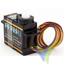 Servo digital EMAX ES9251 II, 2.5g, 0.27Kg.cm, 0.08s/60º, 4.8V