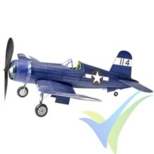 Kit avión gomas The Vintage Model Company Chance Vought F4U Corsair, 460mm