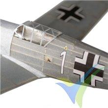 Kit avión gomas The Vintage Model Company Messerschmitt Bf 109, 460mm