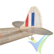 Kit avión gomas The Vintage Model Company Supermarine Spitfire Mk VB, 460mm