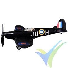 Kit avión gomas The Vintage Model Company Supermarine Spitfire Mk VB Night Fighter, 460mm