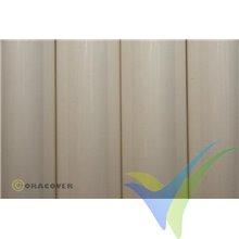 Oracover 21-000 transparente incoloro 1m x 60cm