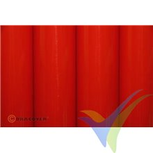 Oracover 21-022 rojo vivo 1m x 60cm