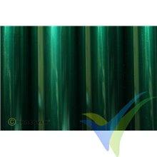 Oracover 21-075 verde transparente 1m x 60cm