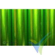 Oracover 21-049 verde claro transparente 1m x 60cm