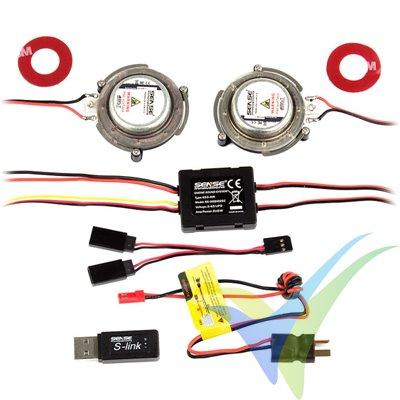 Sistema de sonido Sense Innovations ESS-AIR