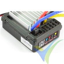Variador brushed Etronix Probe Plus 2.0 ET0103, 2S, para motor 14T