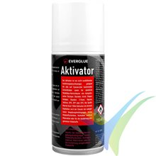 Aerosol activador cianoacrilato (CA) Everglue, 150ml