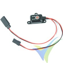 Interruptor de alimentación electrónico Etronix ET0775, 10A, 7g