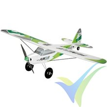 Kit avión Multiplex Funcub NG verde, 1410mm, 1380g