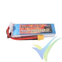 Batería LiPo Gens ace 2600mAh (28.86Wh) 3S1P 25C 229g XT60