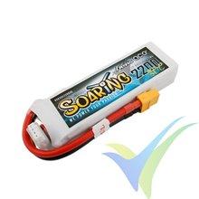 Batería LiPo Gens ace Soaring 2200mAh (24.42Wh) 3S1P 30C 168g XT60
