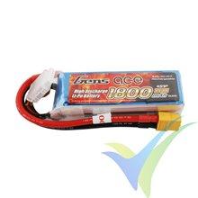 Gens ace LiPo battery 1800mAh (26.64Wh) 4S1P 40C 201g XT60