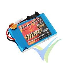 Batería LiPo Gens ace 3500mAh (12.95Wh) TX 1S1P 1C 60g JR