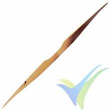 "Xoar PJN 21x8"" wooden propeller, 69g"