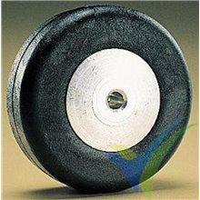 Dubro 200TW tailwheel, 51x19.6mm, 3mm shaft, 45g