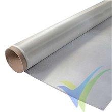 Tela de fibra de vidrio 80g/m², tejido liso Aero, rollo 100cm x 20m